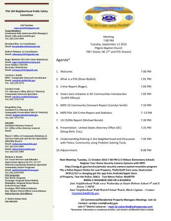 psa-104-september-13-2016-meeting-agenda