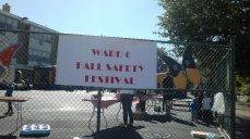 WARD 6 FALL SAFETY FESTIVAL 102112