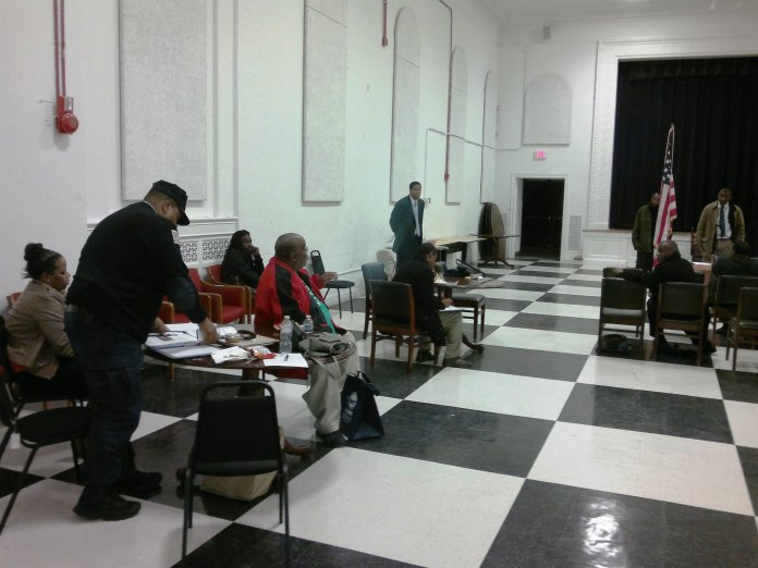 CSOSA Rentry Program Meeting 111512