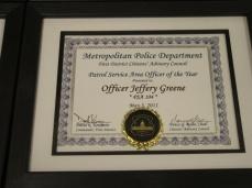 1DCAC MPD OFFICER AWARDS 050311