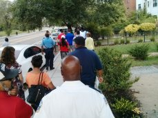 SE Community Safety Walk 081115