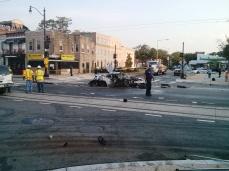 H Street Crash 080614