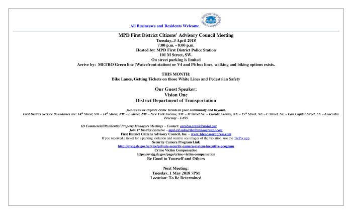 CAC Meeting Flyer 040318 WV
